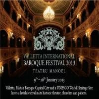 Baroque Festival - Handel's Terpsichore (ballet)
